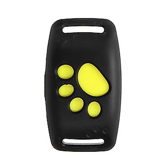 Z8 Mini Pet ABS GPS Function Black Plastic Collar Locator Tracker Precision 2-5m