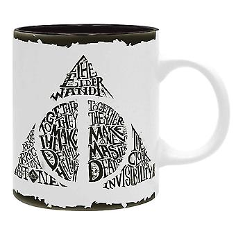 Harry Potter Mug Deathly Hallows new Official White Boxed