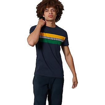 Tee-shirt Superdry R&P Chestband - Marine Nautique