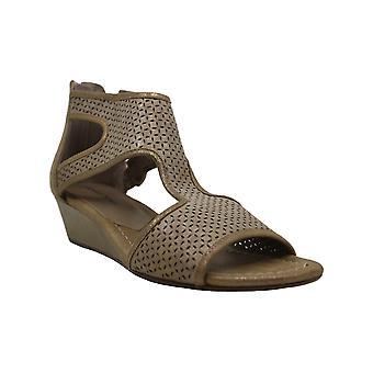 Donald J Pliner Womens Ellia Suede Open Toe Casual Platform Sandals
