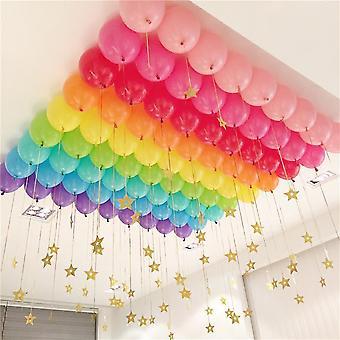 بالونات لاصقة لاصقة ملصقا لحفل الزفاف، عيد ميلاد، زينة الحزب