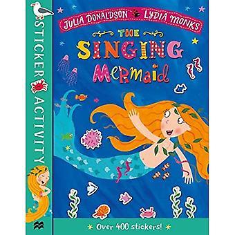 The Singing Mermaid Sticker� Book