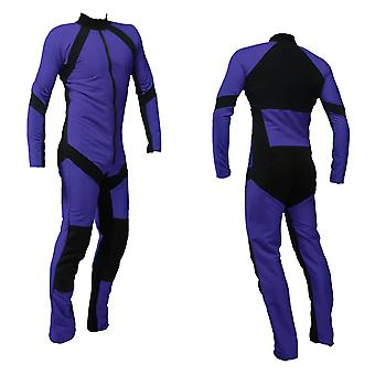 Freefly skydiving suit purple se-04