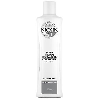 Nioxin System 1 Scalp Therapy Revitalizing Conditioner (Paso 2) 300ml