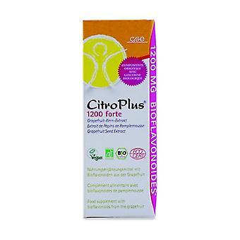 Citro plus 1200 - organic grapefruit seed extract 50 ml