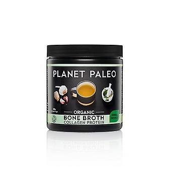 Planet Paleo Organic Bone Broth Collagen Protein Herbal Defence 225g (PP2005)