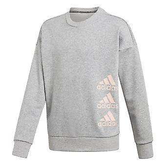 Adidas JG MH Crew GK3237 universal ganzjährig Herren Sweatshirts