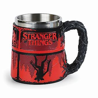 Stranger Things The Upside Down Mug