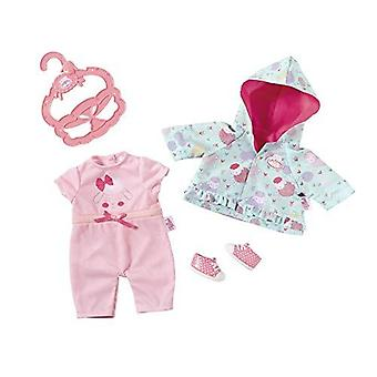 Baby annabell 701850 kleines spieloutfit 36cm little play oblečenie, multi