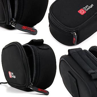 Duragadget water-resistant digital video camera bag - suitable for use with jvc everio gz and ms ran