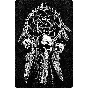 Oortodoxt kollektivt gotisk dreamcatcher plakett