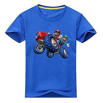 Unisex Short Sleeve Cartoon Tshirt , Design 3