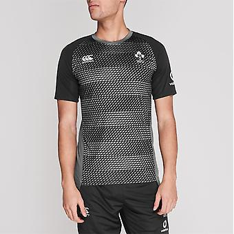 Canterbury Ireland Rugby Graphic Training Top Mens