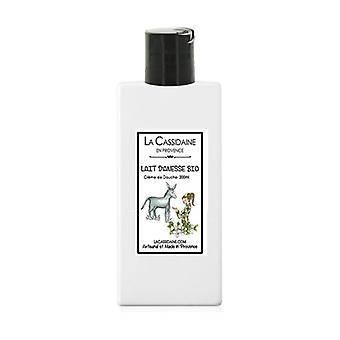 Donkey milk scent shower cream 200 ml of cream