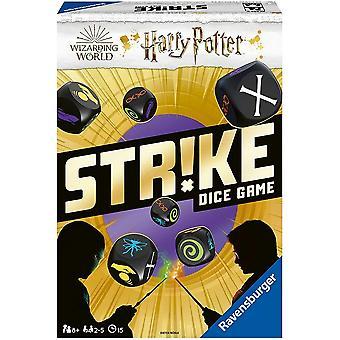 Ravensburger Harry Potter Strike Dados Juego - Wizard Spell Battle Edad 8+ 26839