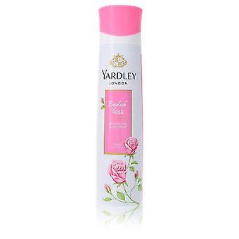 English Rose Yardley Body Spray By Yardley London 5.1 oz Body Spray