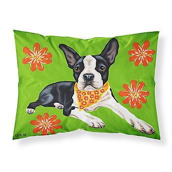 Caroline's Treasures Cosmo Cutie Boston Terrier Tessuto Standard Federa Amb1385Pillowcase, Multicolor