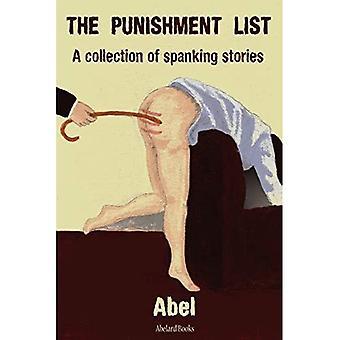 Die Bestrafungsliste