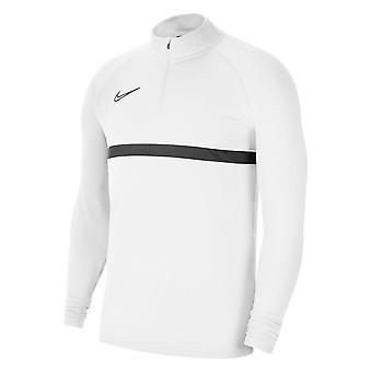 Nike Drifit Academy CW6110100 voetbal mannen sweatshirts