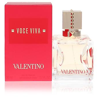 Valentino Voce Viva Eau de Parfum 50ml EDP Spray
