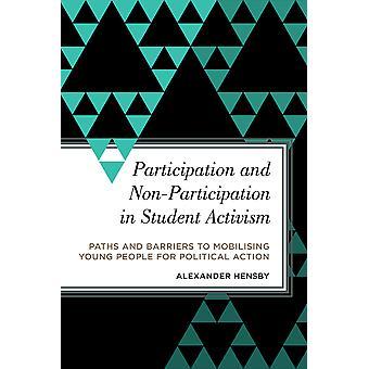 Participatie en niet-deelname aan activismepaden en barrières voor het mobiliseren van jongeren voor politieke actie Radicale onderwerpen in de internationale politiek