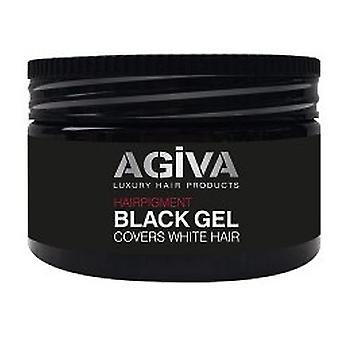 Agiva Gel Negro para el Cabello 250 ml