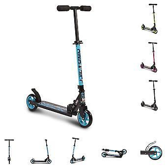 Byox Kinderroller Rendevous, Höhe einstellbar, klappbar, PU-Räder, ABEC-7