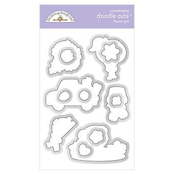 Doodlebug Design Flower Girl Doodle Coupes