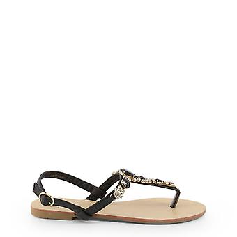Roccobarocco women's flip flops/sandals - rbsc1bp02