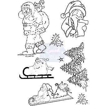 Sweet Dixie Clear Stamps - Christmas Selection 2