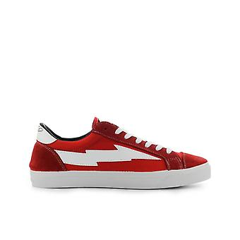 Sanyako Thunderbolt Red White Sneaker