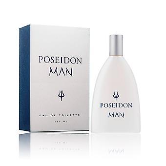 Poseidon Man Eau de Toilette Vaporizer - 150 ml