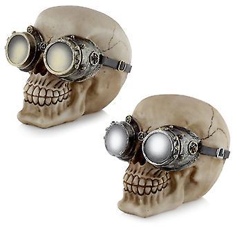 Puckator Steampunk Череп Орнамент с очками