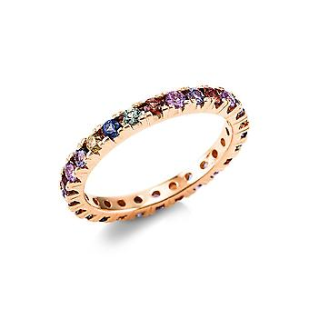 Luna Creation Promessa Ring Color Stone 1V525R855-1 - Ringbreedte: 55