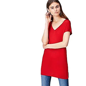 find. ZC-490 women's t-shirts, Red (Classic Red), 42 (Size Manufacturer: Small)