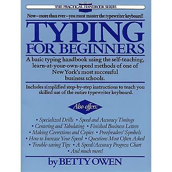 Typing for Beginners by Betty Betty Owen Owen