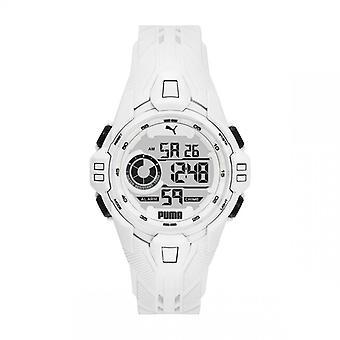 Men's Watch Puma Watches P5039 - White Silicone Strap