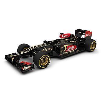 Lotus F1 E20 Show Car (2013) Diecast Model Car