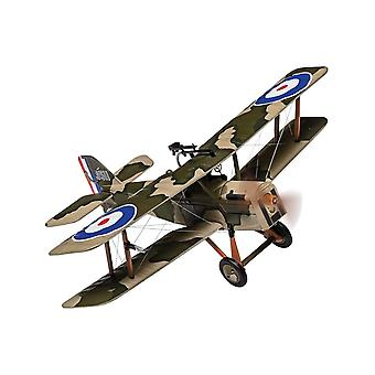 Royal Aircraft Factory CO RAF No.40 Squadron  Major R. S Dallas (Bruay Aerodrome  France 1918) Diecast Model Airplane
