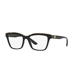 Dolce&Gabbana DG5064 501 Óculos Pretos