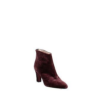 SJP | Minnie Velvet High Heel Booties