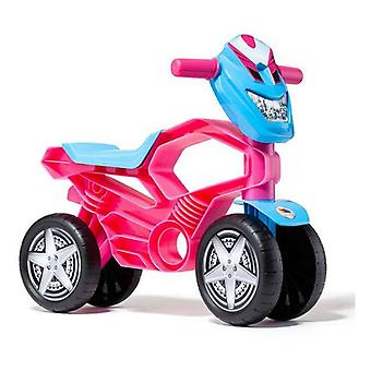 Foot to Floor Motorbike Moltó Cross Pink (52 x 20 x 44 cm)