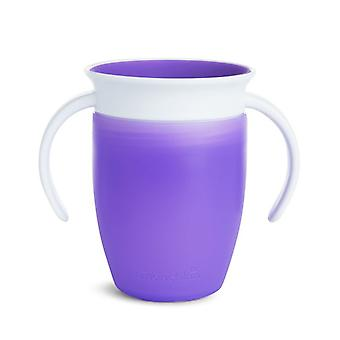 Munchkin Miracle 360 Trainer Cup Purple 207ml