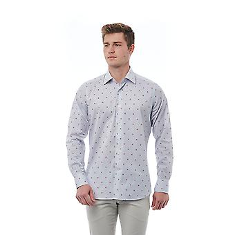 Mångfärgad skjorta Bagutta man