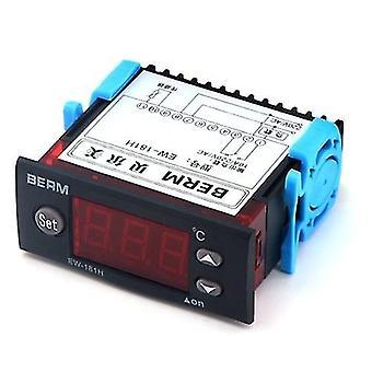 EW-181H Temperature Controller Digital Thermostat Temperature Control 220VAC