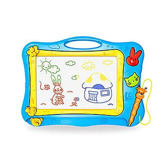 Magnetic Drawing Board For Kids(Blue2)