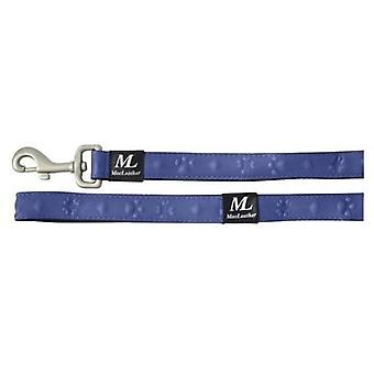 Mac Leather Blue Star Strap 20Mm X 120Cm (Dogs , Collars, Leads and Harnesses , Leads)