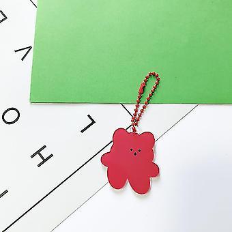 Шнурки мягкие конфеты медведь брелок брелок пенал для мобильного телефона наушники кулон