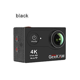 S9 4K Sport Action Camera 1080P WiFi Waterproof Outdoor Mini HD DV Camcorder black