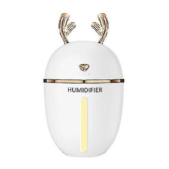 High quality 450ml air humidifier usb aroma essential oil diffuser aromatherapy humidificador #4613